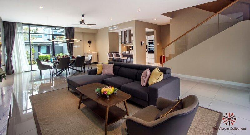 Langkawi 2-Bedrooms Pool Villa, holiday rental in Pantai Cenang