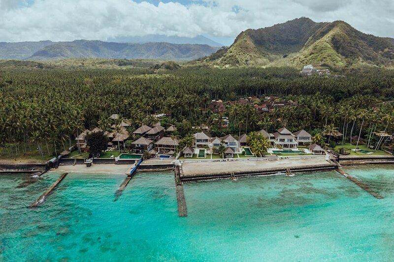 Villa Rumah Kecil - The Village of Angels Resort, location de vacances à Tenganan