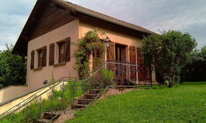 Gîte du Domaine de la Rainette, vacation rental in Mooslargue
