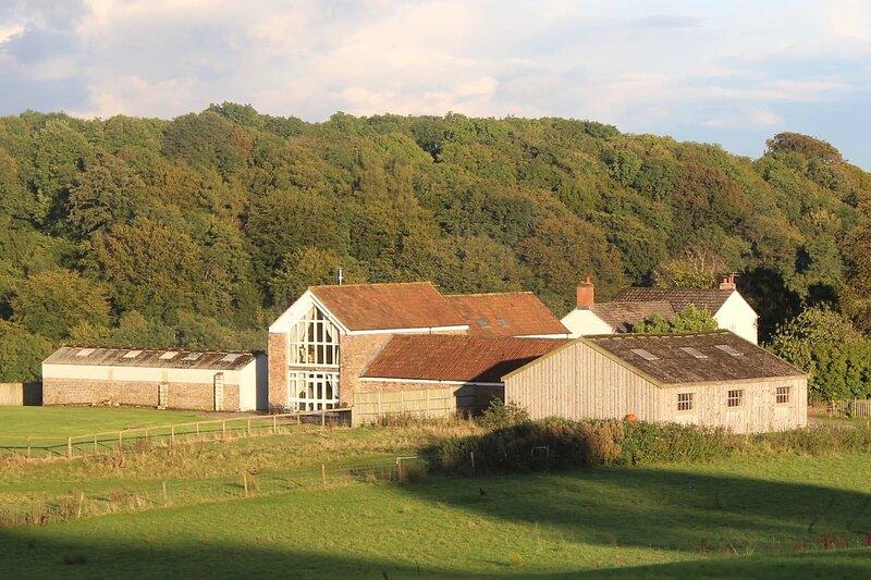 Lodge Barn, Lydney Park Estate, location de vacances à Chepstow