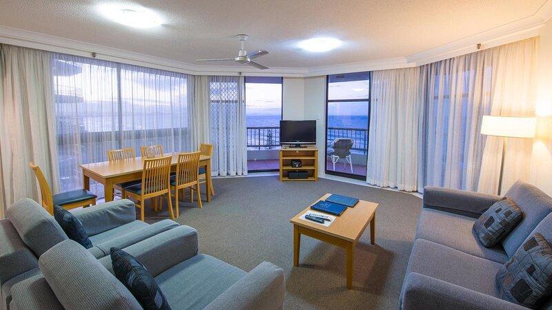 Beach side resort Coolangatta, QLD, alquiler vacacional en Bilambil Heights