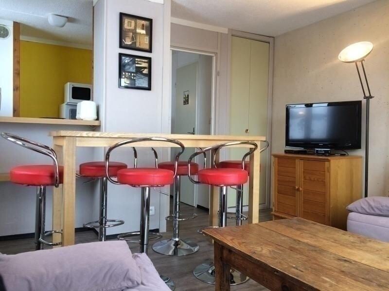 T2/6pers AIGLES 29-Les Agudes, holiday rental in Gouaux-de-Larboust