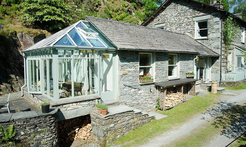 THE STABLE AT OAKBANK, 1 Bedroom(s), Elterwater, holiday rental in Little Langdale