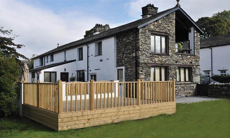 ECCLERIGG GARTH, 3 Bedroom(s), Troutbeck, vacation rental in Troutbeck Bridge