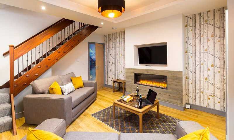 SUNNYBANK COTTAGE, 2 Bedroom(s), Keswick, casa vacanza a Borrowdale