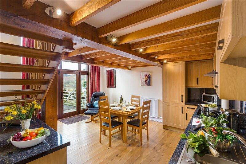 NEST BARN, 2 Bedroom(s), Keswick, vacation rental in Castlerigg