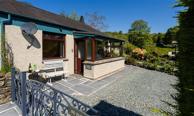 CORNER COTTAGE, 1 Bedroom(s), Troutbeck, holiday rental in Troutbeck