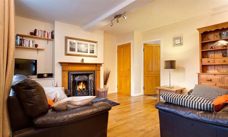 STONEY CROFT COTTAGE, 2 Bedroom(s), Hawkshead, holiday rental in Satterthwaite