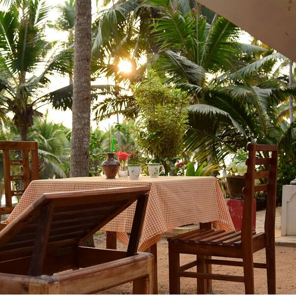 Vaiga  beach hotel, holiday rental in Kovalam