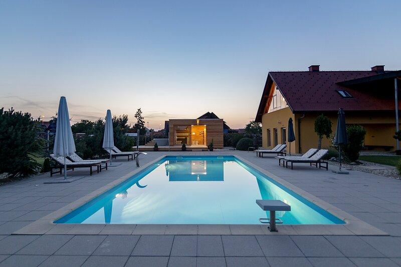 Villa Izabela, location de vacances à Destrnik