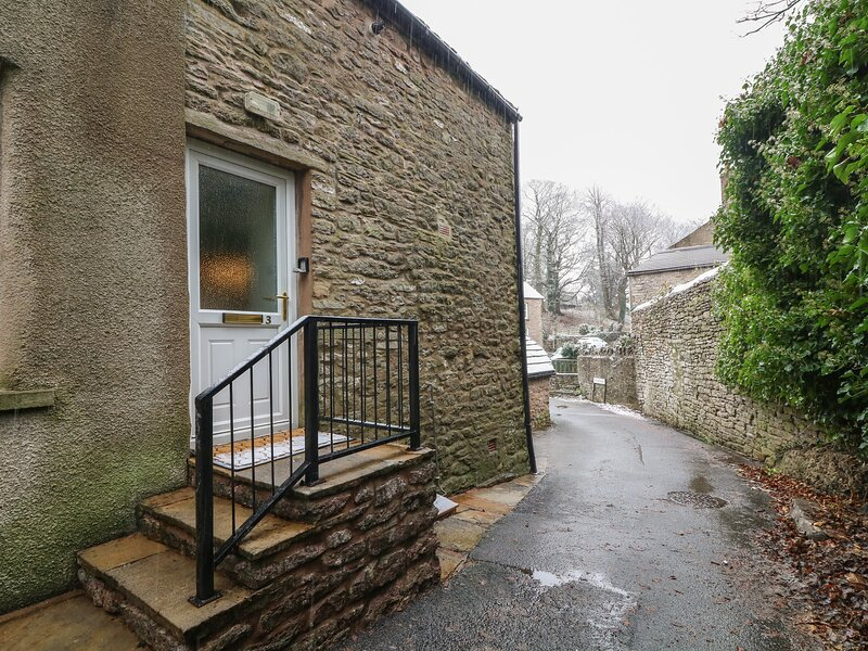 3 Eden Lodge, Kirkby Stephen, Ferienwohnung in Brough