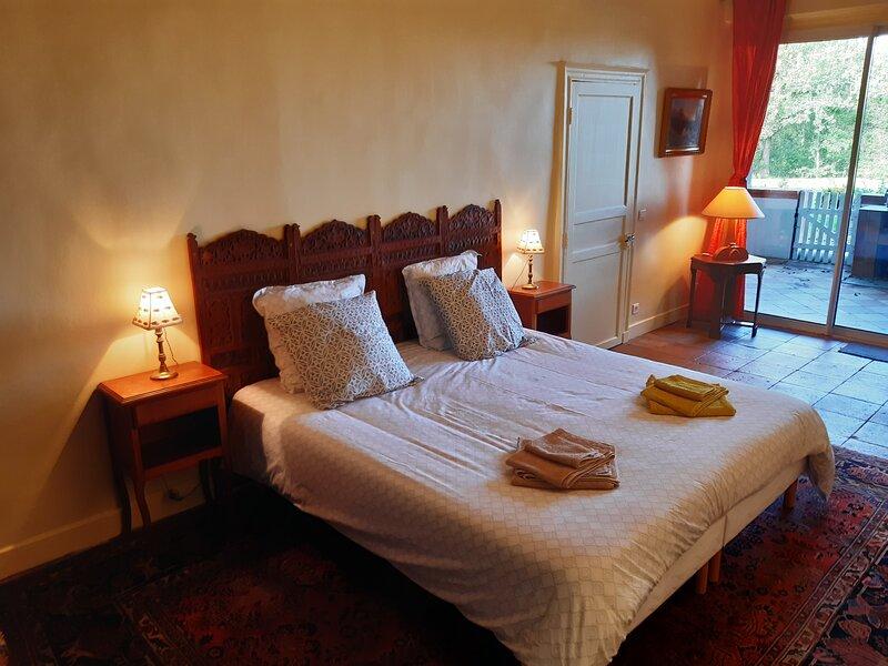 Chambre d'hôte 'La Tournesol', vacation rental in Monclar-de-Quercy