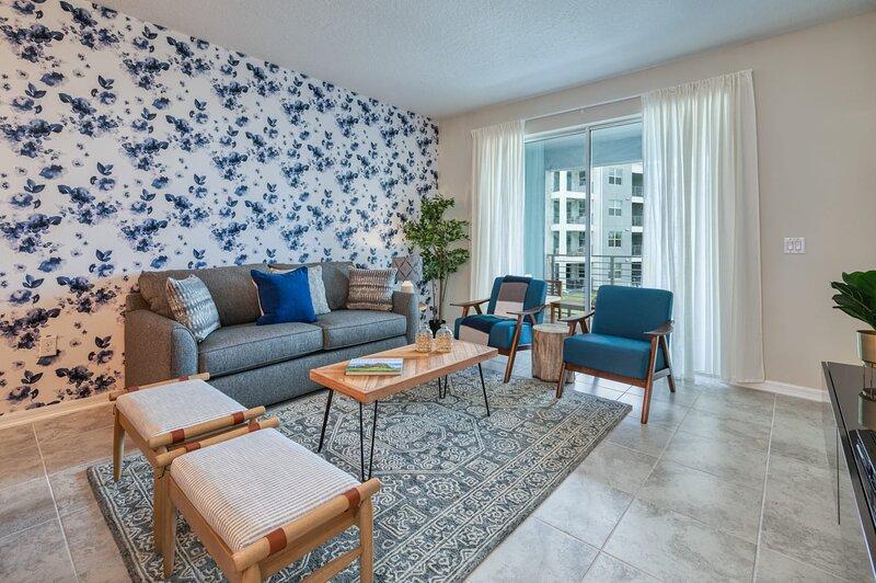 Super beautiful condo for 6 guests - Storey Lake, location de vacances à Orlando