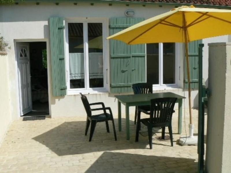 L ENTRE DEUX -  Village et Océan 6 personnes, alquiler de vacaciones en La Couarde-sur-Mer