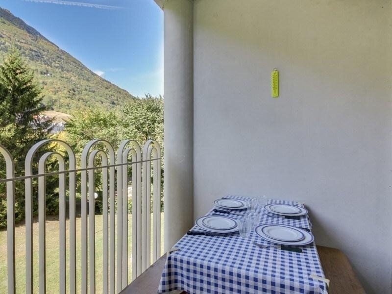 APPARTEMENT T3 6 PERSONNES RESIDENCE BALCON DU GAVE, holiday rental in Gavarnie