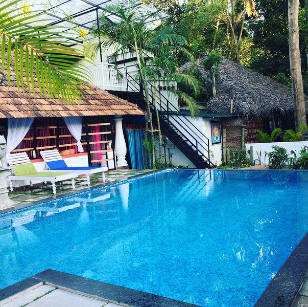 Marari Dreamz, holiday rental in Mararikulam