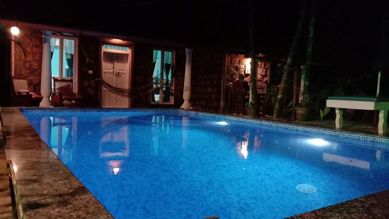 Private pool villa, Marari Dreamz, holiday rental in Mararikulam