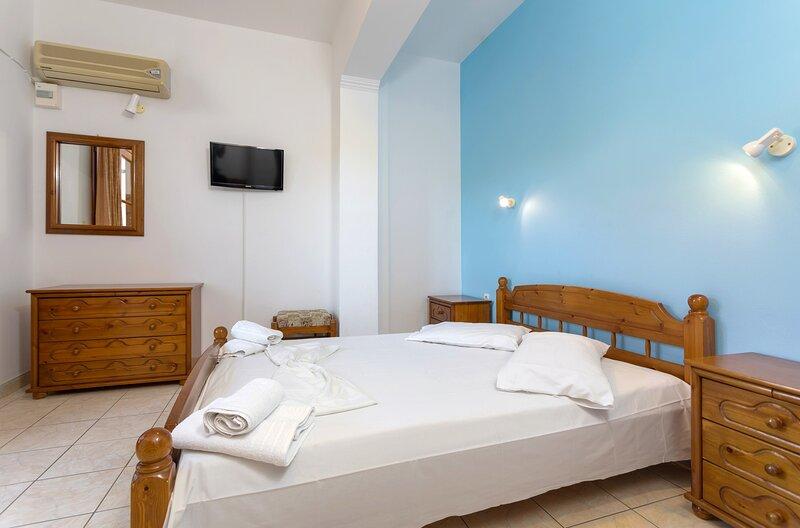 Anemomylos Studios - Ground Floor One Bedroom Apartment, location de vacances à Ano Vasilikos