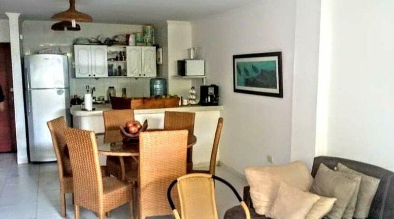 APARTAMENTO PLAYA VÍRGEN EN EL MAR CARIBE COLOMBIANO CERCA A SANTA MARTA, holiday rental in Cienaga