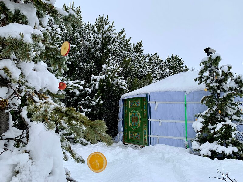 Valhalla yurts, holiday rental in Selfoss