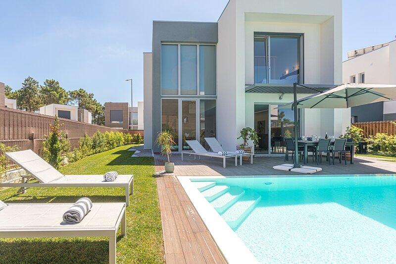 Villa Scandinavia, aluguéis de temporada em Charneca da Caparica
