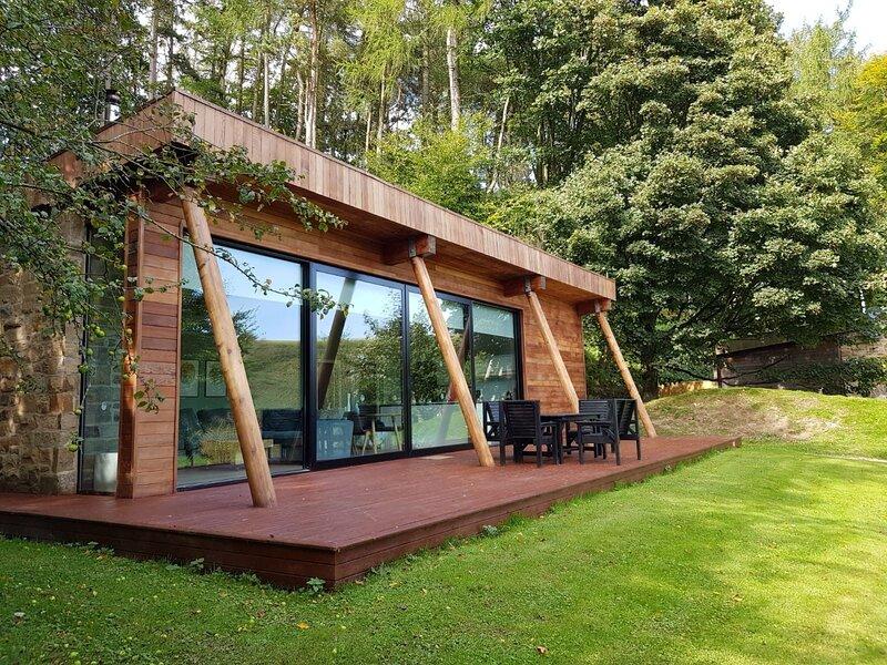 Yorkshire Dales 3 Bed Ensuite Lodge, alquiler vacacional en East Layton