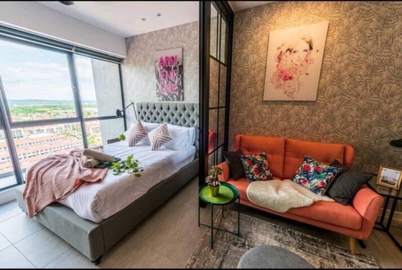 Glorybnb BellSuites, holiday rental in Selangor