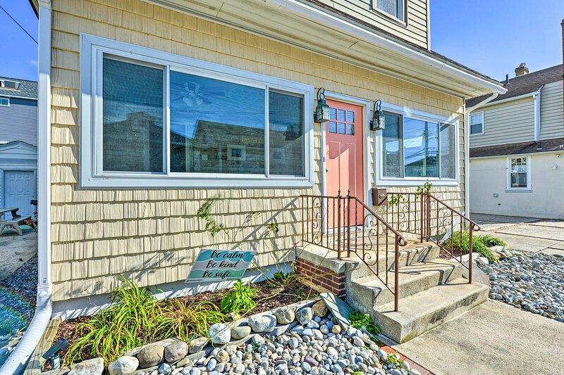 NEW! Ventnor City Shore House: Walk to Beach & Bay – semesterbostad i Pleasantville