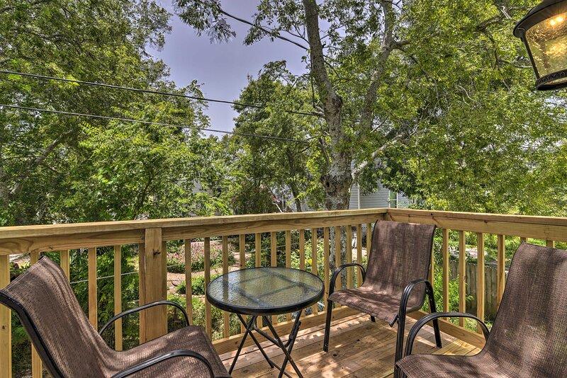Galveston Vacation Rental Apartment | 1BR | 2BA | 6 Guests