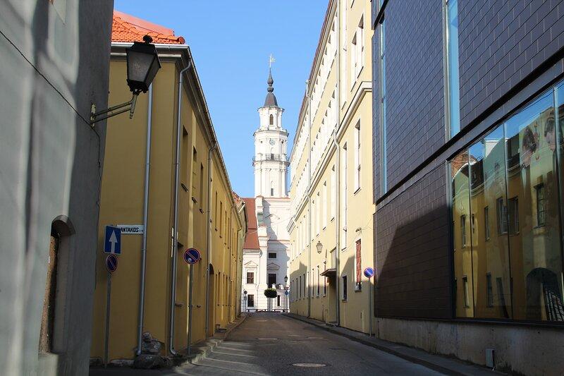 OldTown R1, alquiler vacacional en Condado de Kaunas