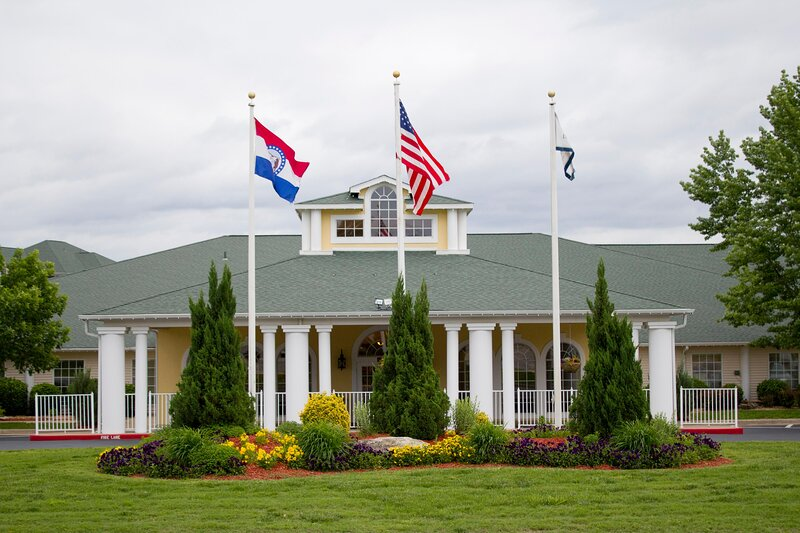The Suites at Fall Creek Reception Center