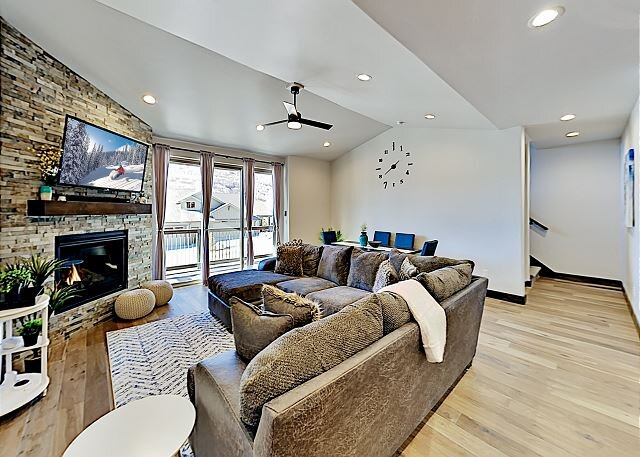 Black Rock Ridge | New 2,760-Square-Foot Home | Chef's Kitchen, 2-Car Garage, location de vacances à Peoa