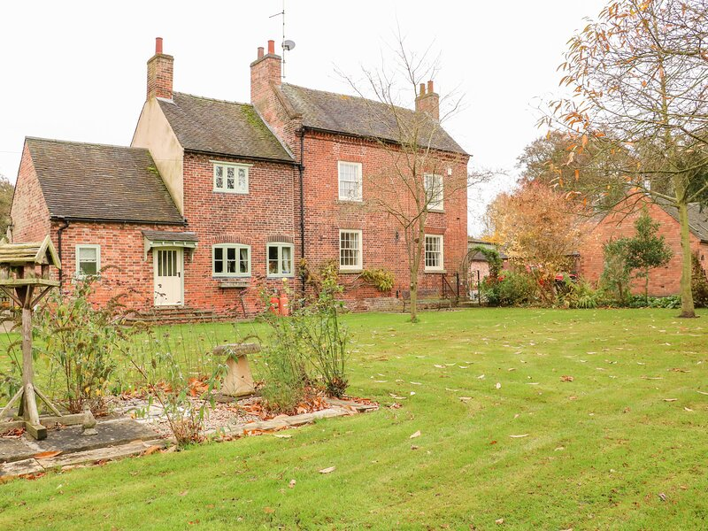 Mill Farm - The Farmhouse, Repton, holiday rental in Swadlincote
