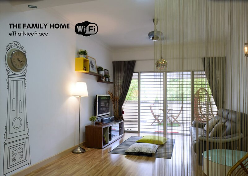 The Family Holiday Home, Bukit Tinggi, Genting, holiday rental in Janda Baik