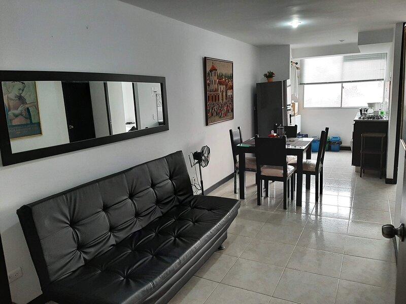 Tu apartamento en el eje cafetero, location de vacances à La Tebaida