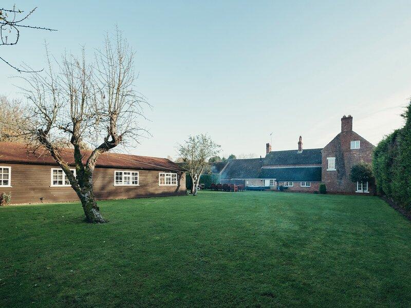 The Farmhouse, Markham Moor, holiday rental in Tuxford
