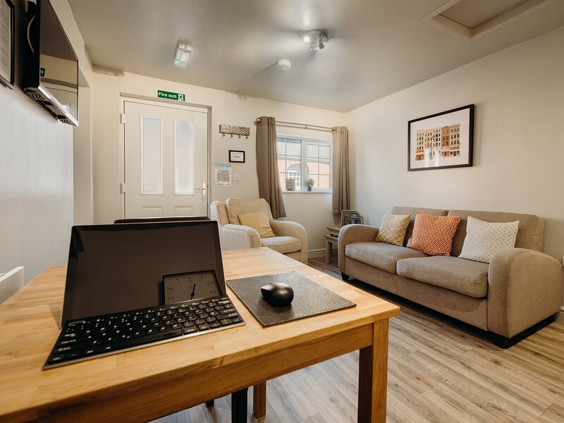 The Bradford Apartment, Markham Moor, holiday rental in Markham Moor