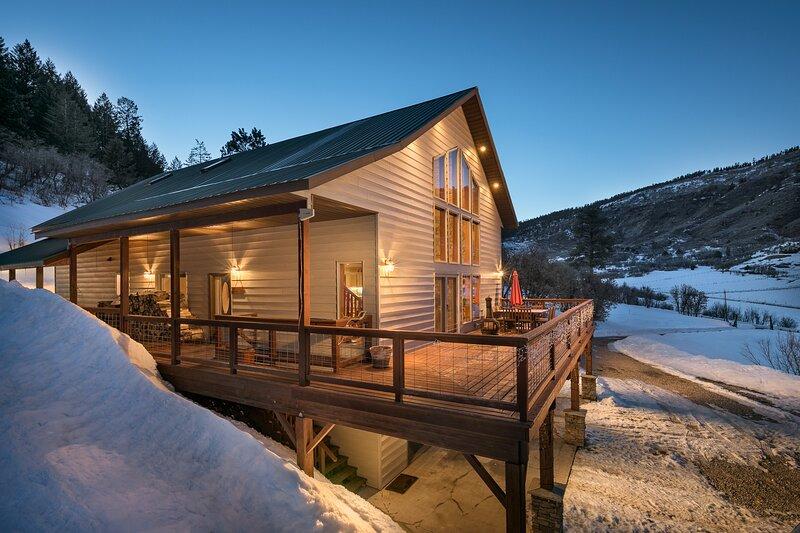 Luxury Home in the San Juan National Forest, alquiler de vacaciones en Bayfield