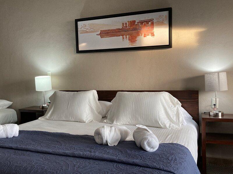 Romanza Jacuzzi Suite. El Faro Casitas & Suites, location de vacances à Guanajuato