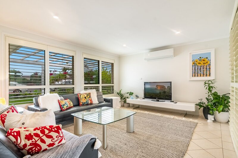 Paper Flower Cottage, holiday rental in Lennox Head