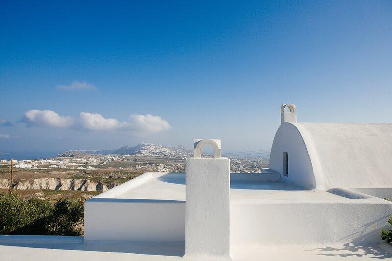 Vineyard Cycladic House, holiday rental in Exo Gonia