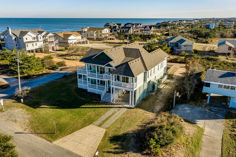 Sea View II | 245 ft to the beach | Private Pool, Hot Tub, vacation rental in Southern Shores