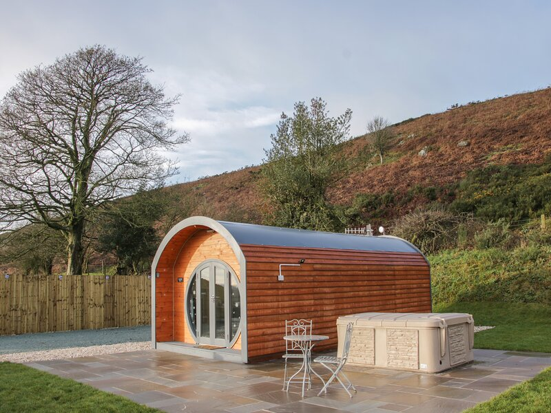 Stapeley Pod, Chirbury, vacation rental in Snailbeach