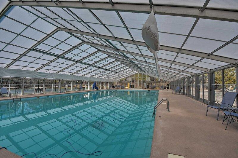 Coosawattee River Resort | Indoor Pool
