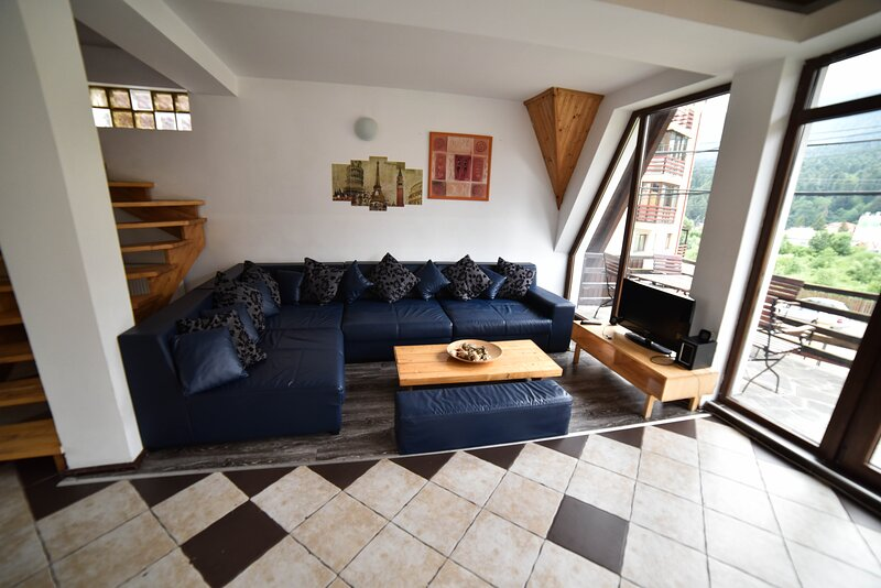 Vila Florilor Busteni- inchiriere integrala, 10 persoane, holiday rental in Moieciu de Sus