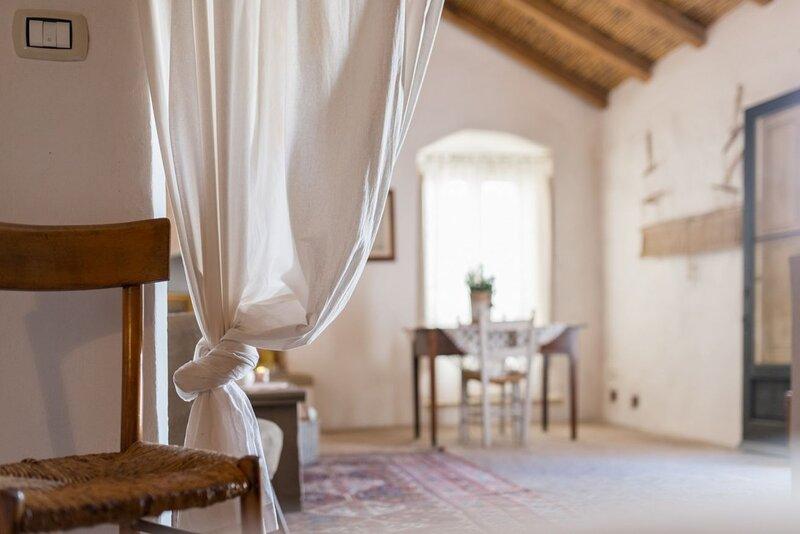 dimore di Porzia, primo piano, location de vacances à Felline