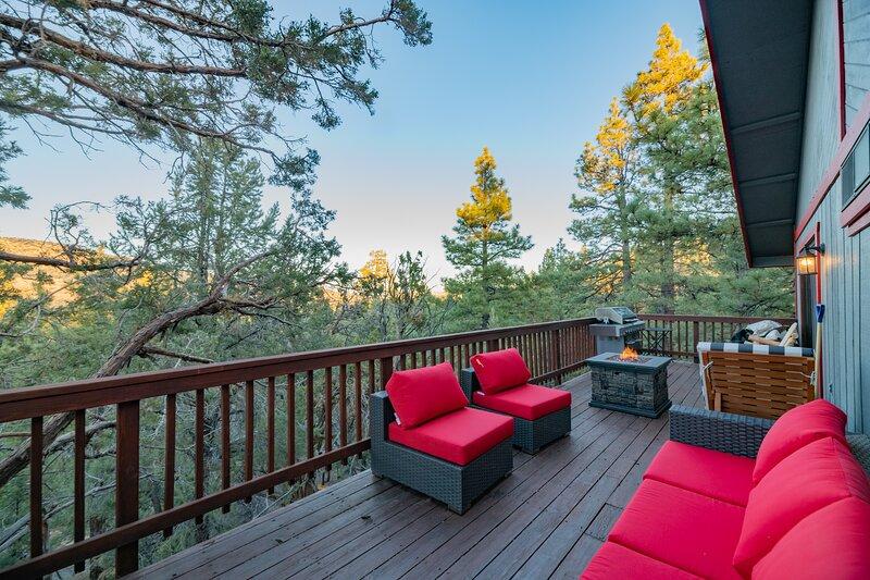 Mountain View Villa, holiday rental in Big Bear Region