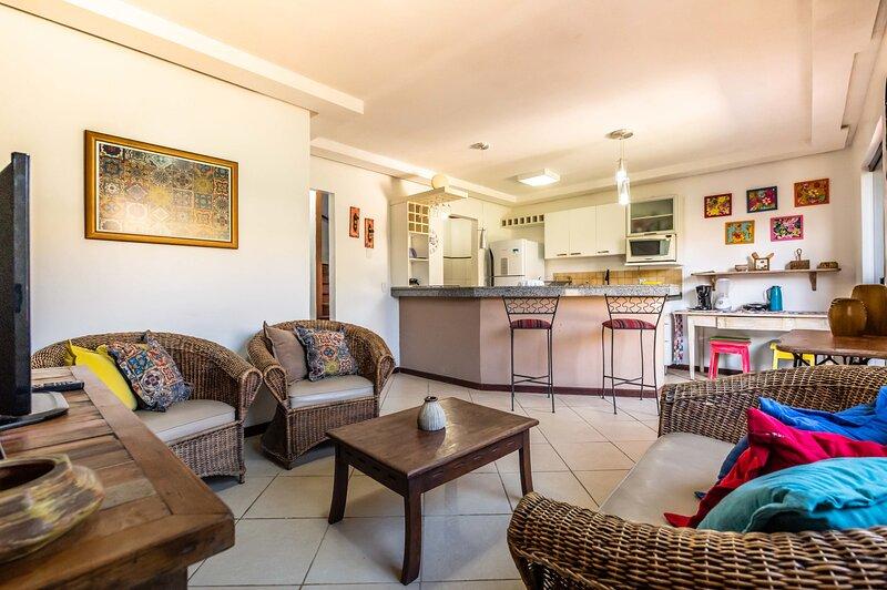 Aconchegante Duplex em Maraú, excelente localização, vacation rental in Marau