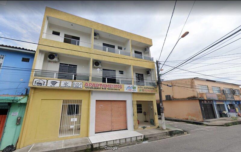 01 - Flats Apartamentos Belém Aeroporto Apart&Houses, location de vacances à Ananindeua