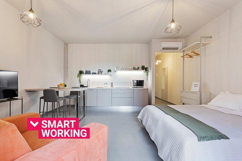Cibali Design - Studio Apartment, vacation rental in Mitogio